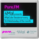 FlipCube Sessions 042 on Pure.FM, February 2012 (Part Two)