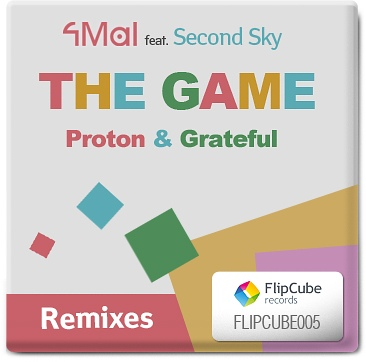 4mal-feat-second-sky-the-game-proton-grateful-remixes-flipcube005