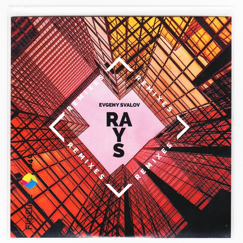 Rays EP Remixes (FLIPCUBE040) out now