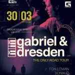 Gabriel & Dresden — The Only Road World Tour 2018, 4Mal Warm-Up in Yekaterinburg