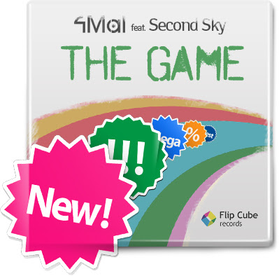 FLIPCUBE001: 4Mal feat. Second Sky — The Game
